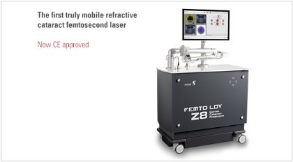 Femtosecond Laser Assisted Cataract Surgery
